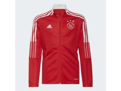 Dětská bunda adidas Ajax Amsterdam AFC Tiro (Velikost 128)