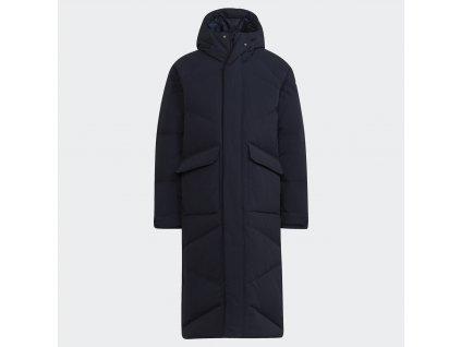 Pánský kabát adidas Big Baffle Down (Velikost 2XL)