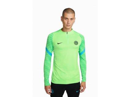 Pánský tréninkový dres Nike Inter Milan 21/22 Dry Strike (Velikost L)