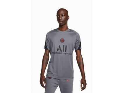Pánský tréninkový dres Nike PSG 21/22 Breathe Strike (Velikost L)