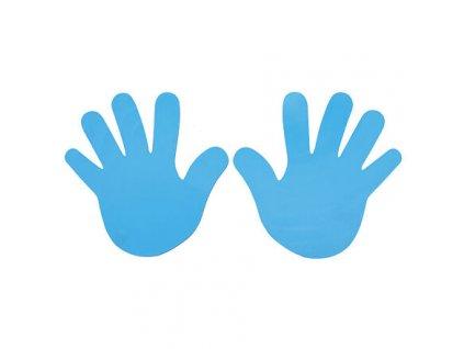 Značka na podlahu Merco Hand (Balení 1 pár)