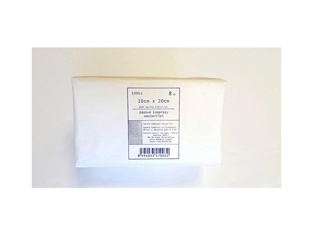 kompresy nesterilni gazove ze 100 bavlny 8 vrstev original (3)