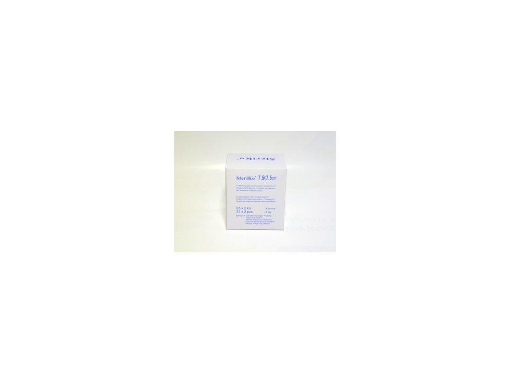 Kompresy sterilní gázové, klinické balení 25x2