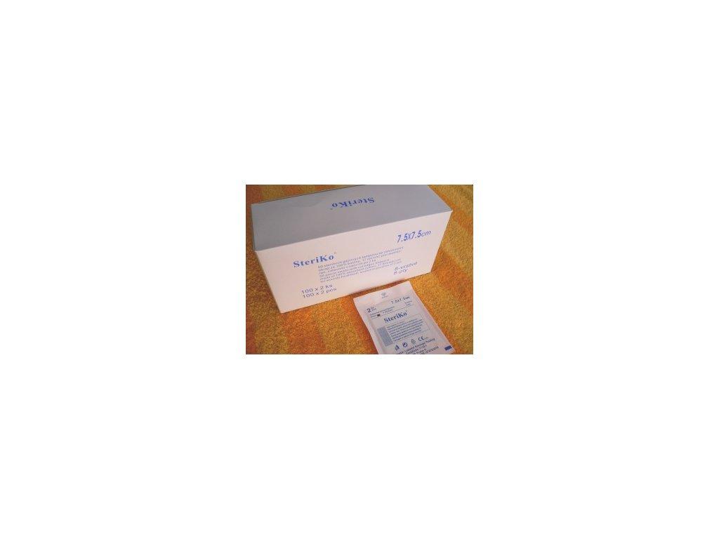 Kompresy sterilní gázové, klinické balení 100x2
