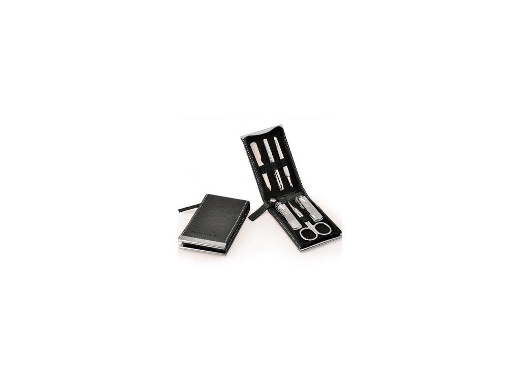Manik.set DESIGN black-6 nástrojů