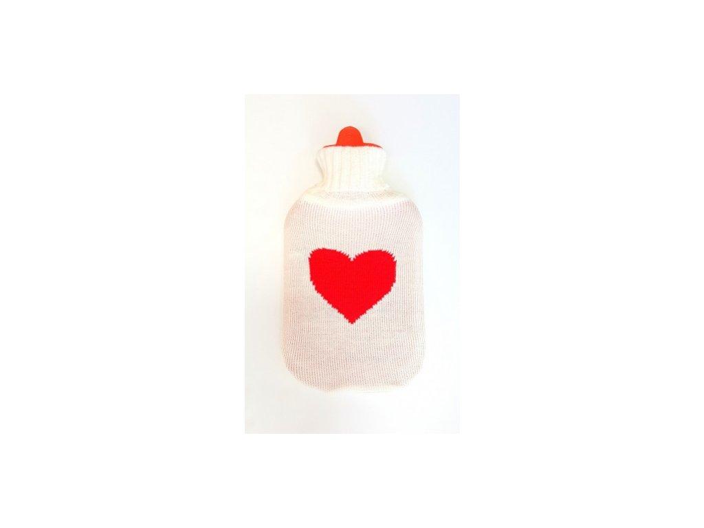 termofor ve svetru srdce original