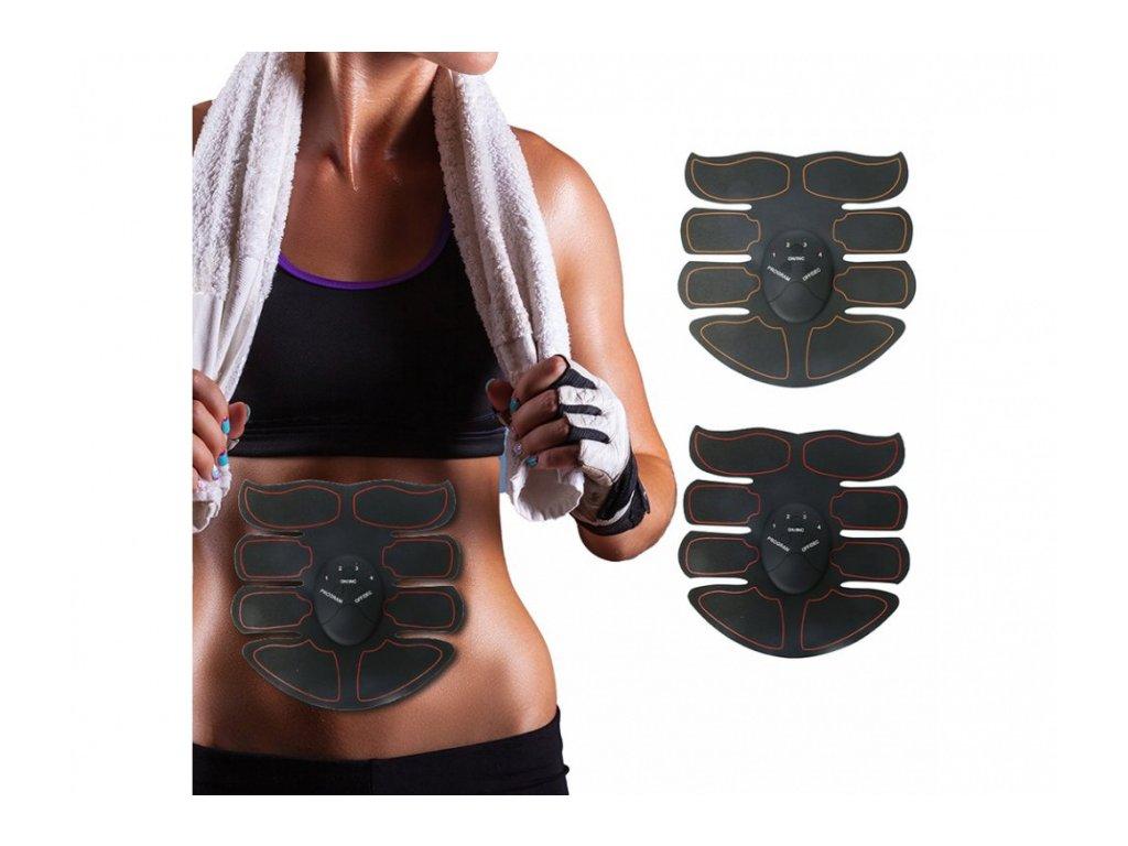 fitness stimulator svalu s ems black extended original