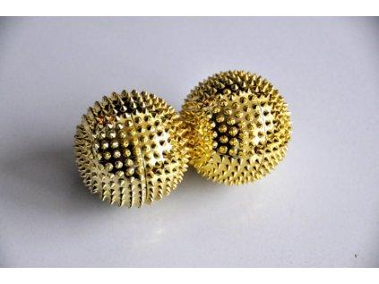Akupresurní kuličky s magnety 4,5 cm