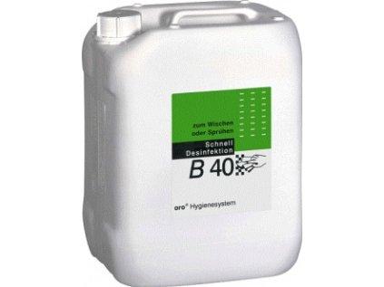 Desinfekce postřiková Orochemie B40 - 5 litrů