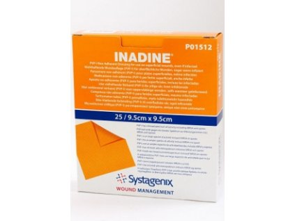 Inadine 9,5x9,5cm, 25ks