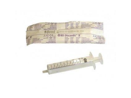 Injekční stříkačka BD 10ml / 100ks