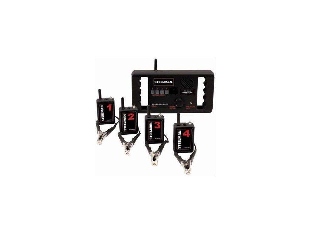 Stetoskop bezdrátový elektronický HUSTE97215