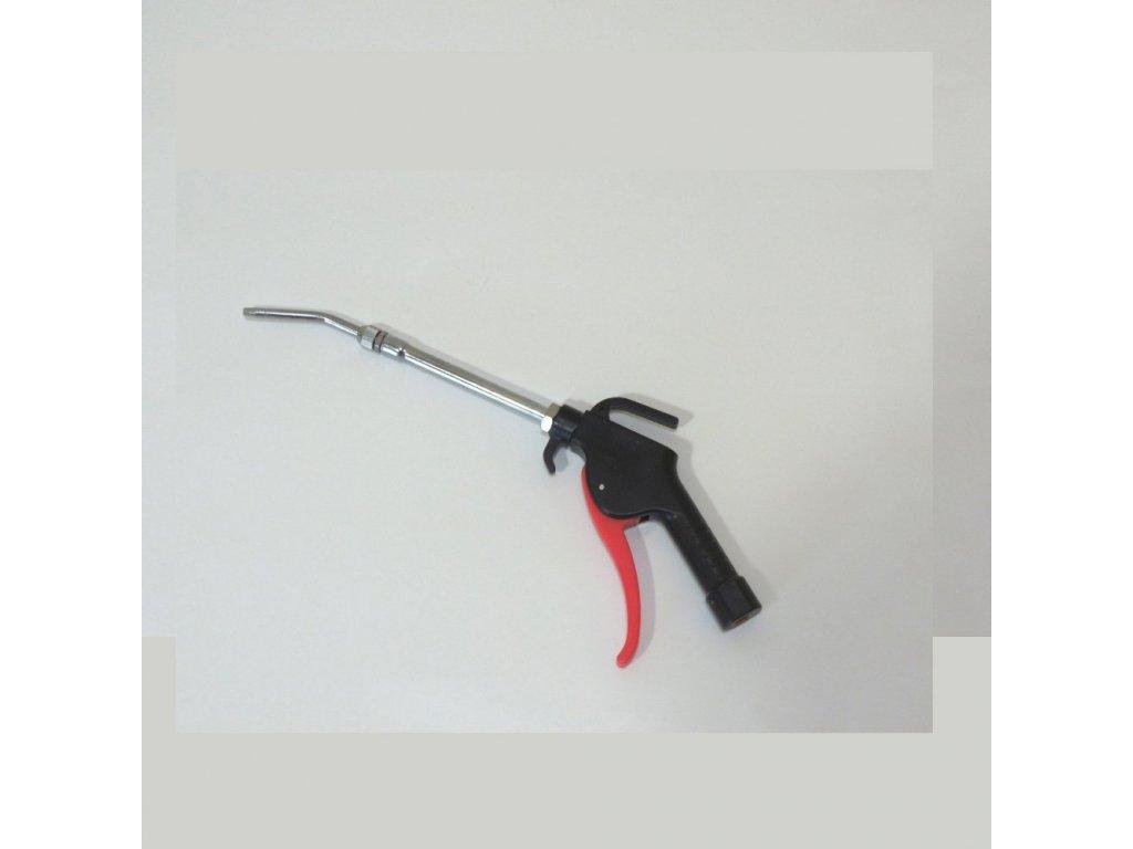 Ofukovací pistole s otočným koncem NET-OFOK