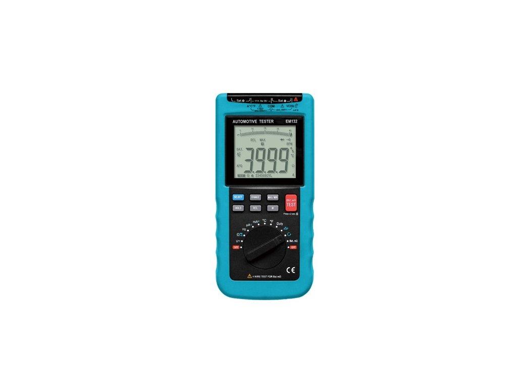 Digitální multimetr GM-EM132