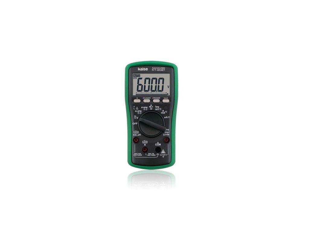 Digitální multimetr GM-KT-2021