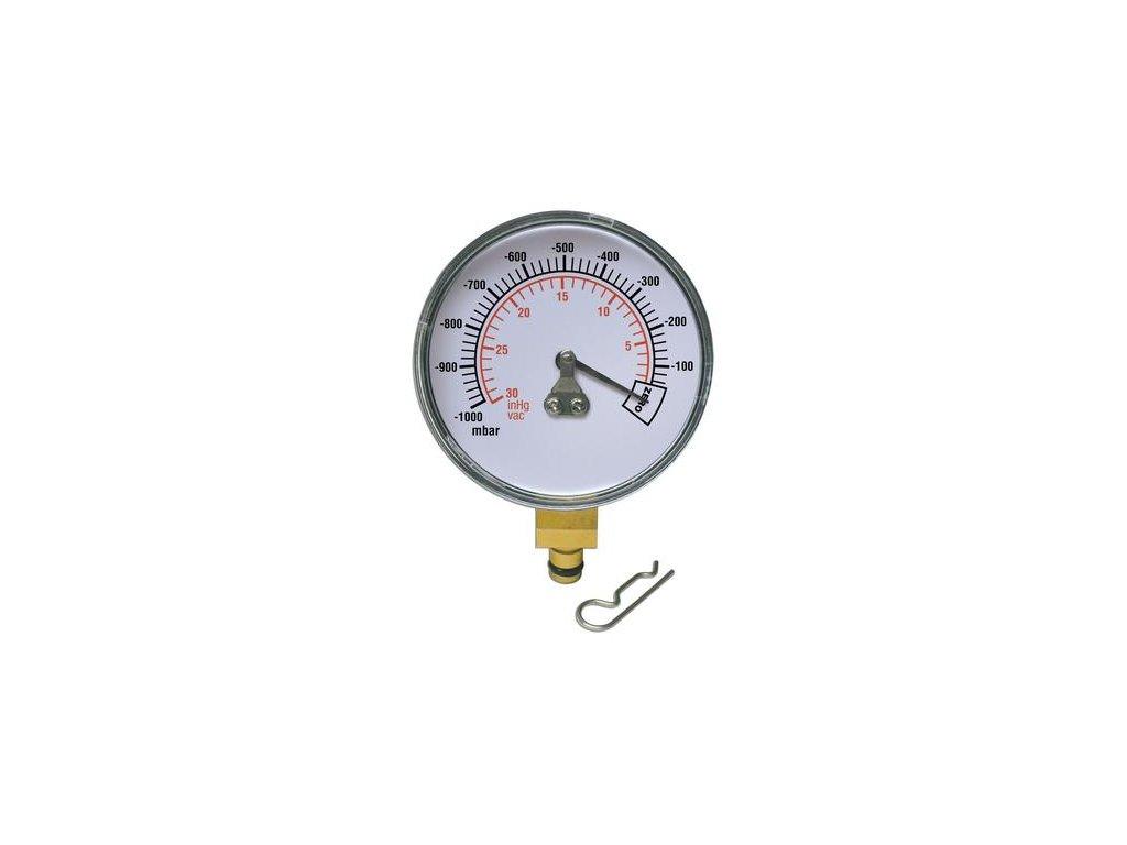 Manometr 0 mBar až -1000 mBar MI6179