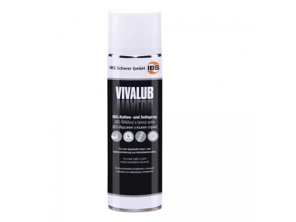 Řetězový sprej IBS-VivaLub 500 ml
