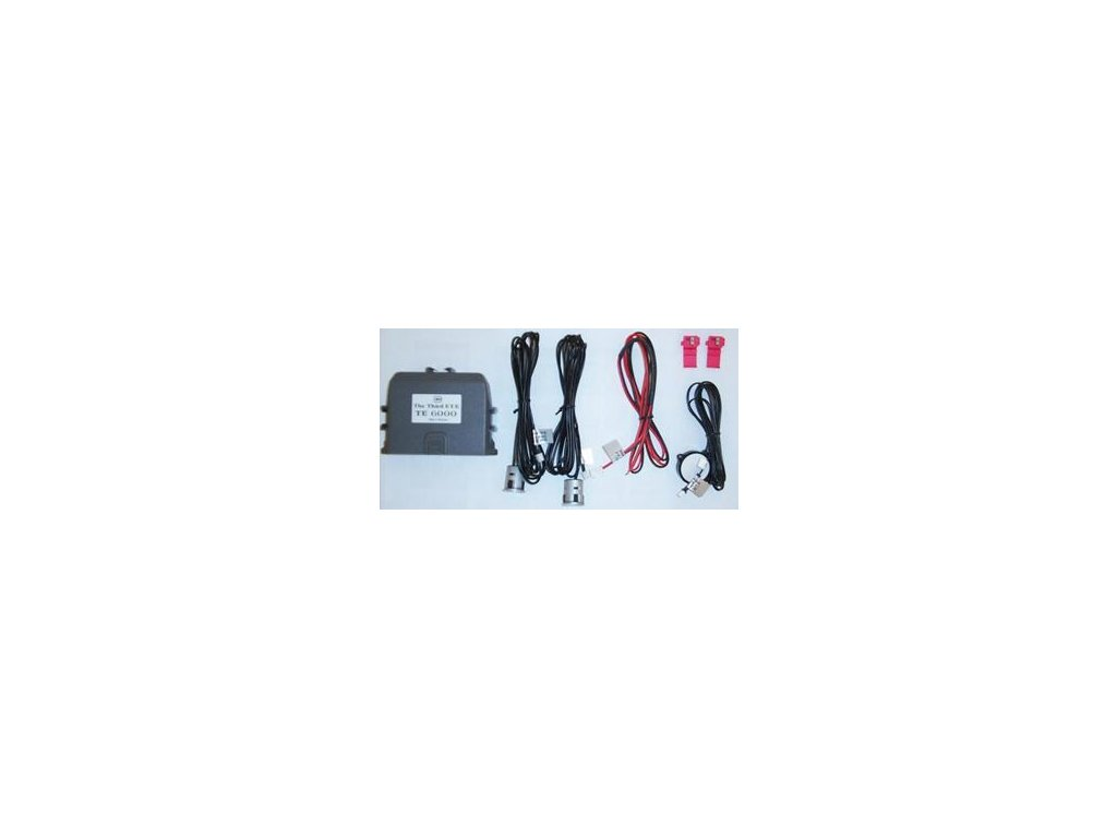 Parkovací systém 2 senzorový - akustická signalizace TE-6000