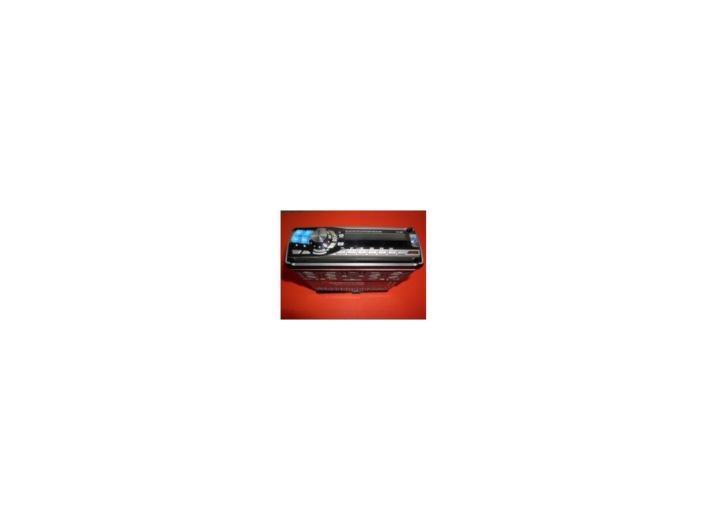 DV806 autorádio s DVD/CD/MP3/AM/FM