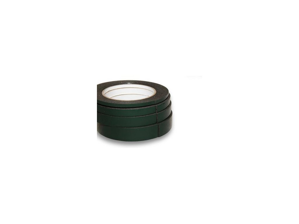 Oboustranně  lepící  páska 19x0,8mm x 10m R-01903