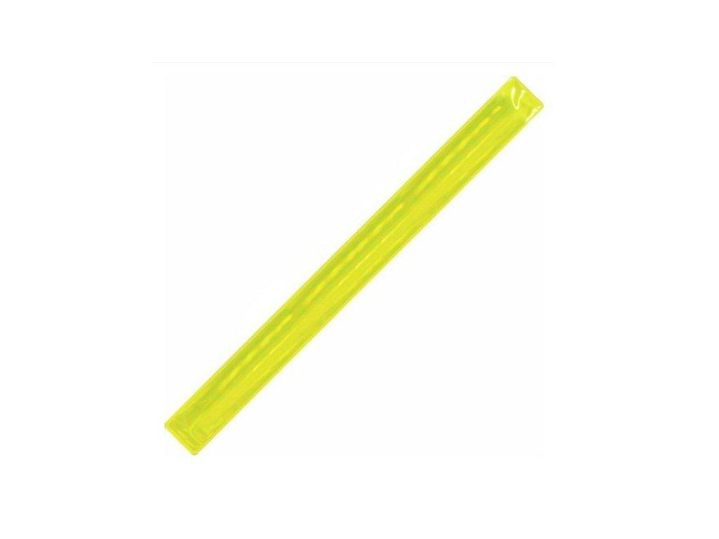 Pásek reflexní žlutý CP-01517