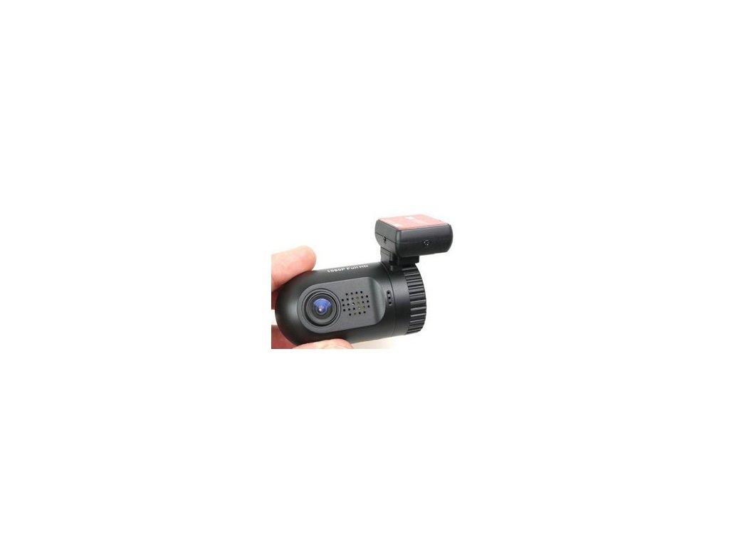 "Miniaturní FULL HD kamera, GPS + 1,5"" LCD ST-DVRB 22"