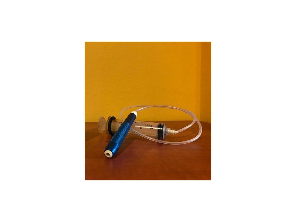 Přípravek pro čištění bodových prasklin VB-166-168