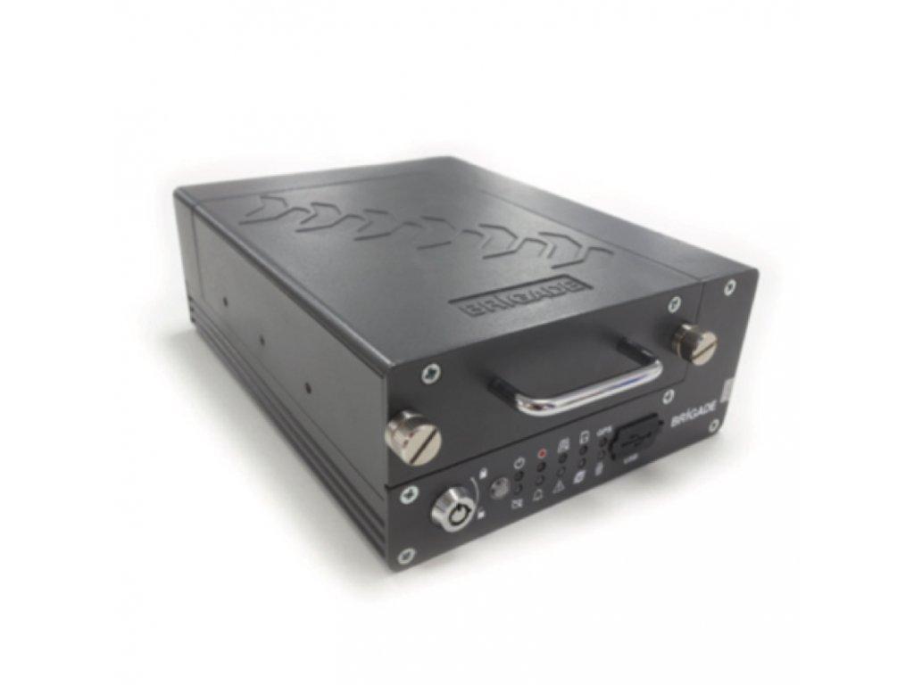 Záznamové zařízení 4 kamerové vstupy MDR-504-2-G2-SSD
