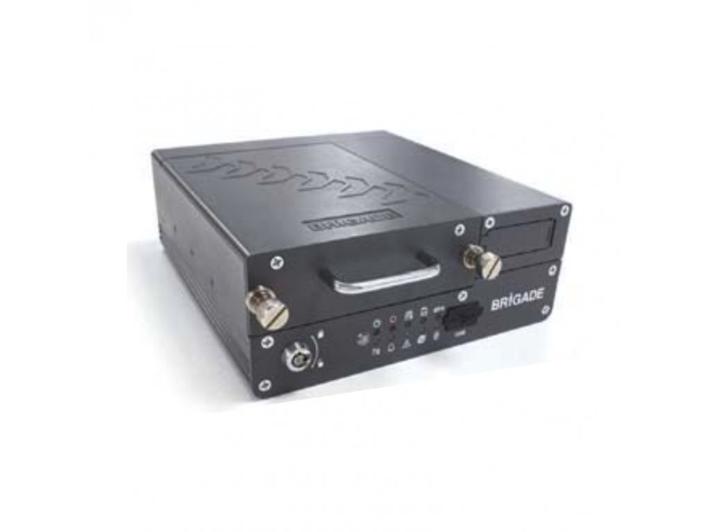 Záznamové zařízení 8 kamerových vstupů s 4G MDR-508G-2-G2-SSD