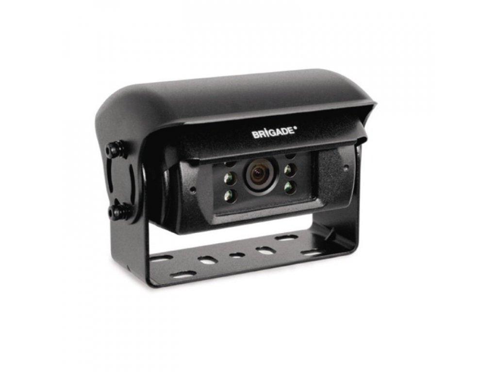 Kamera s elektronickou krytkou a vyhříváním BE-810C