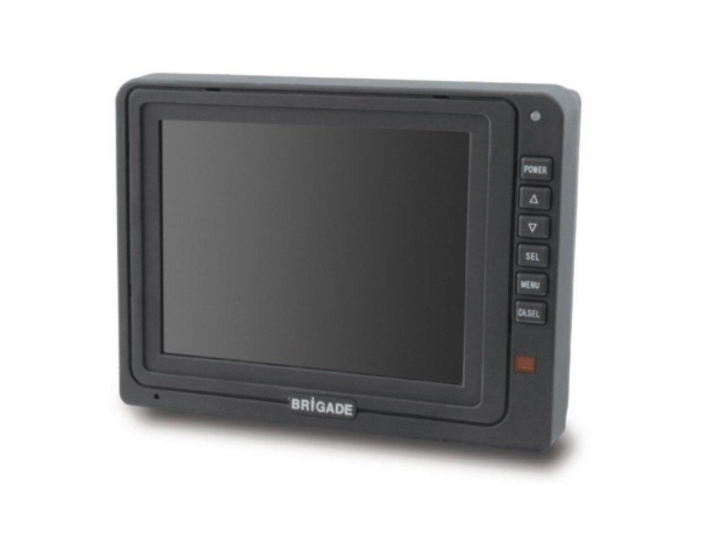 "Barevný 5"" monitor s podporou elektronické krytky kamery   VBV-750M-S"