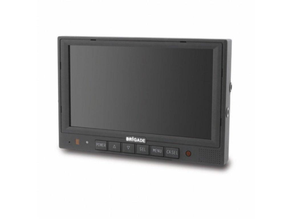 "Barevný 7"" monitor s  kvadrátorem VBV-770FM"