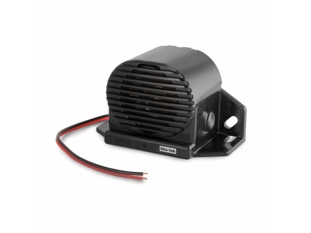Couvací alarm s regulací hlasitosti SA-BBS-97