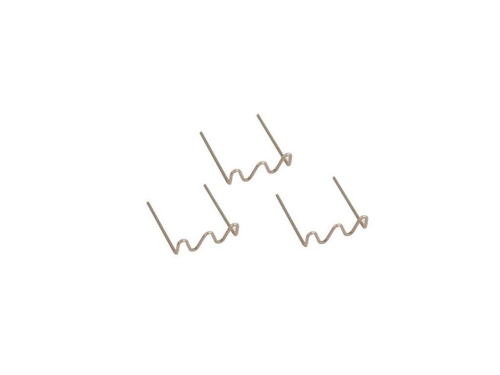 Spony tvaru krátkých vln 100ks M-SWR-84