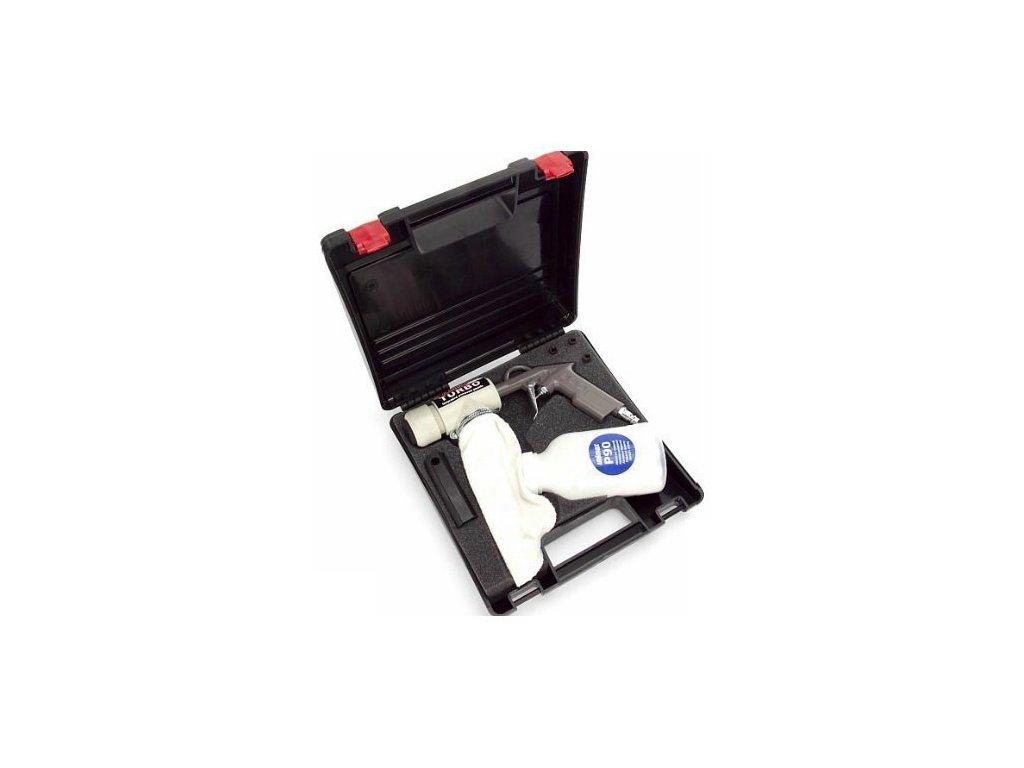 Pískovací pistole - sada X-kufr