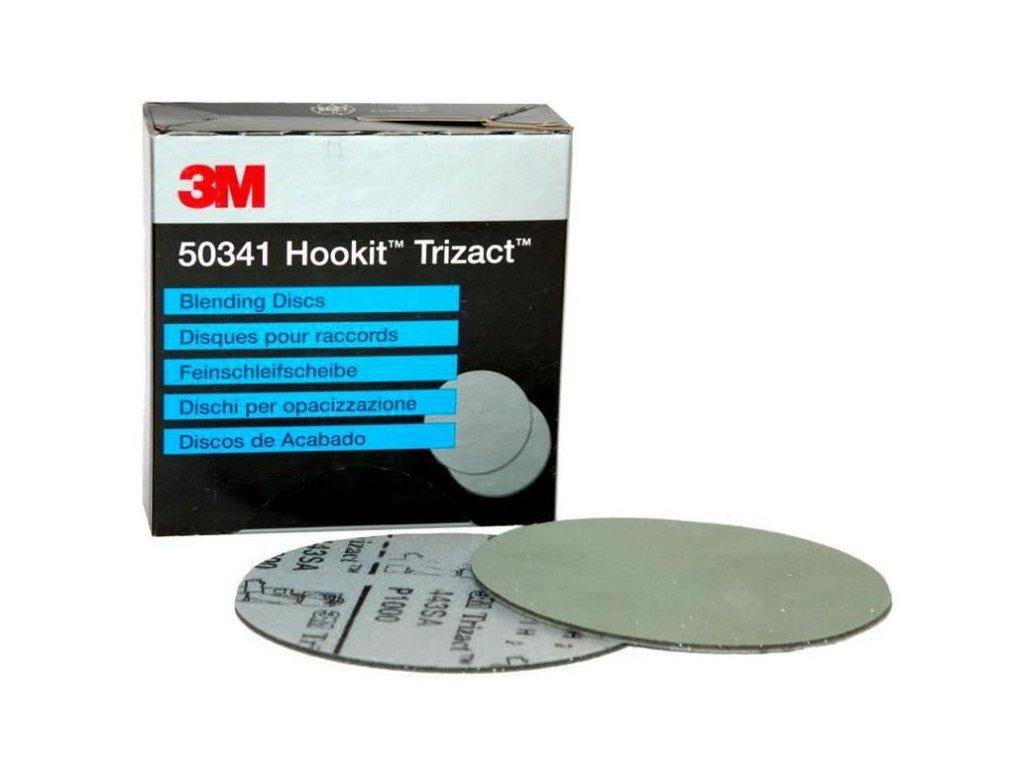 Brusné disky Trizact P3000 15ks 3M-50415
