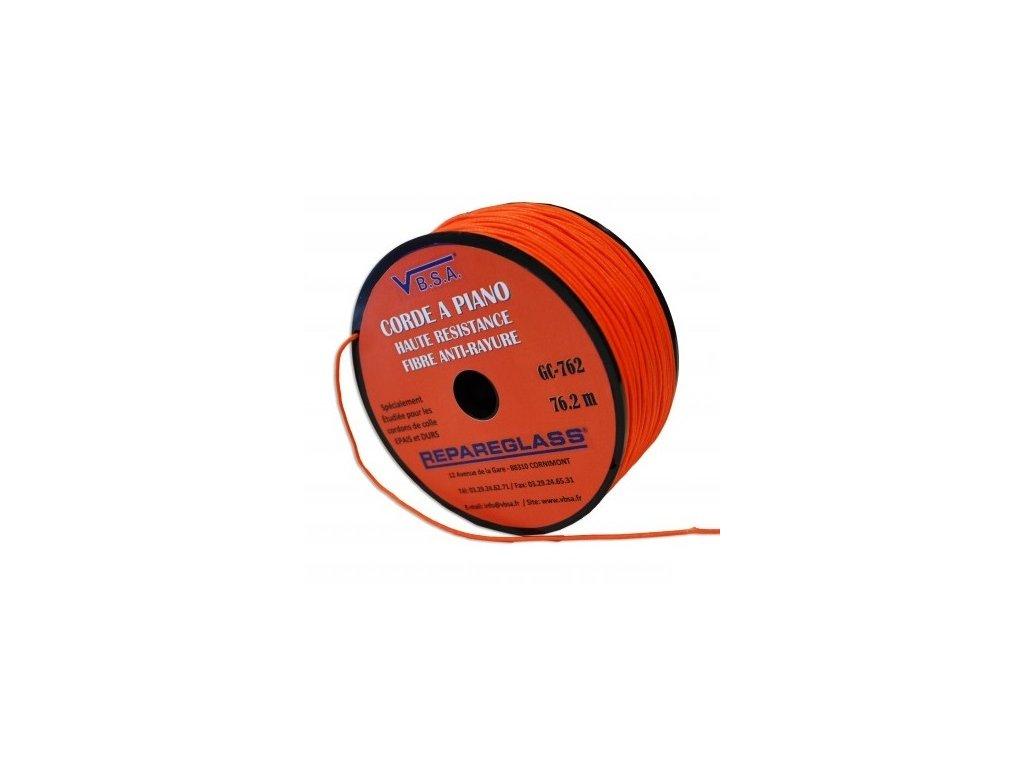 Vyřezávací nylonový drát 76,2 m VB-GC-762