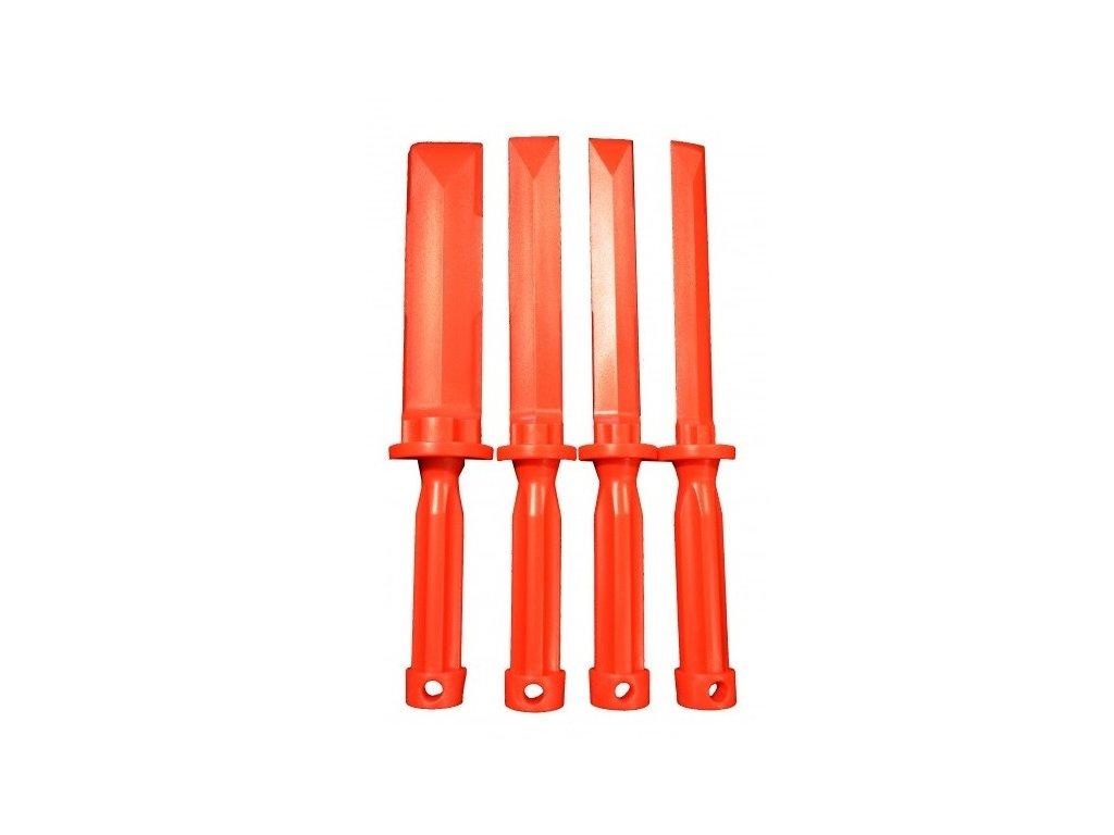 Sada plastových škrabek VB-FSP-4PCS