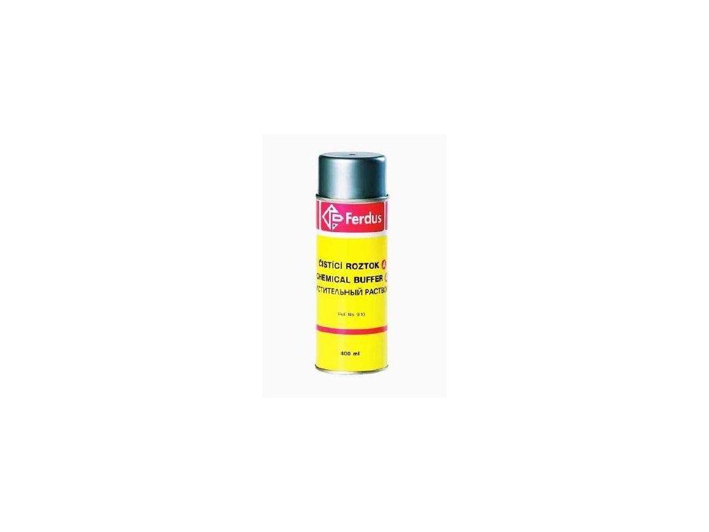 Čistící roztok 400 ml sprej F-A400S