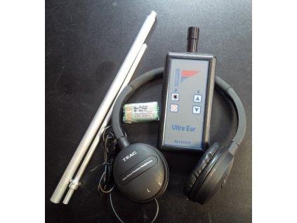 Elektronický dotykový stetoskop