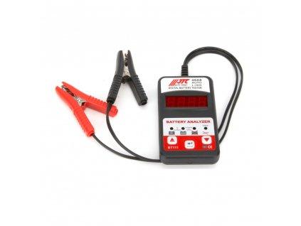 Kompaktní elektronický tester baterií HUBT111