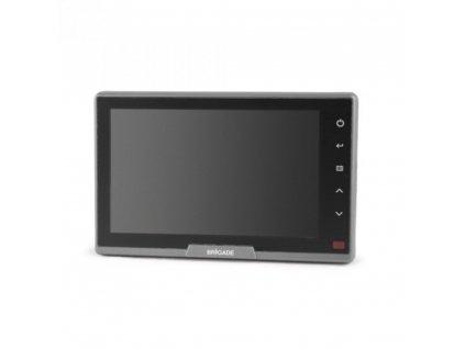 "7"" vodotěsný monitor   BE-970WM"