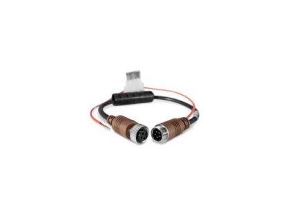 Adaptér 5 pin kamera na 4 pin kabeláž AC-035
