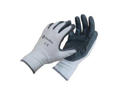 Pracovní rukavice NNBR34 vel. 8