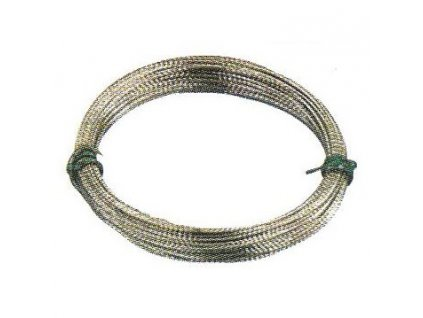 Vyřezávací struna kroucená 3 m,volný návin NET-SVK3M