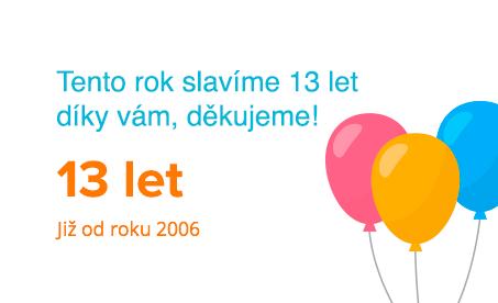 NETRA.CZ – 13 let na trhu od roku 2006