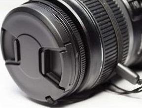 Objektivy, filtry, krytky, clony