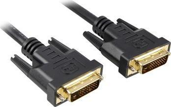VGA kabely DVI