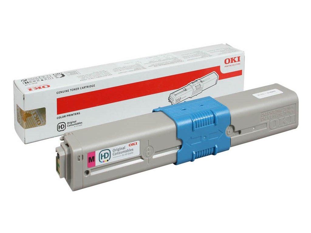 Magenta toner do C510/511/530/531/MC561/562