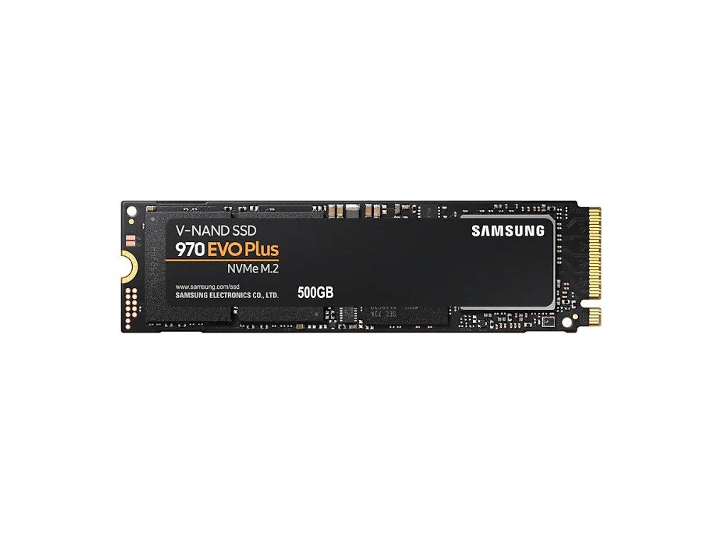 SSD M.2 500GB Samsung 970 EVO PLUS